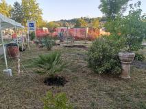 Il giardino della rete di Indra