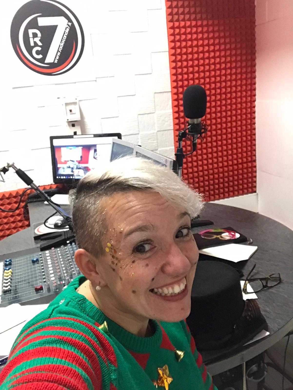 2019-12-03: dott.ssa Gomitolo in-radio