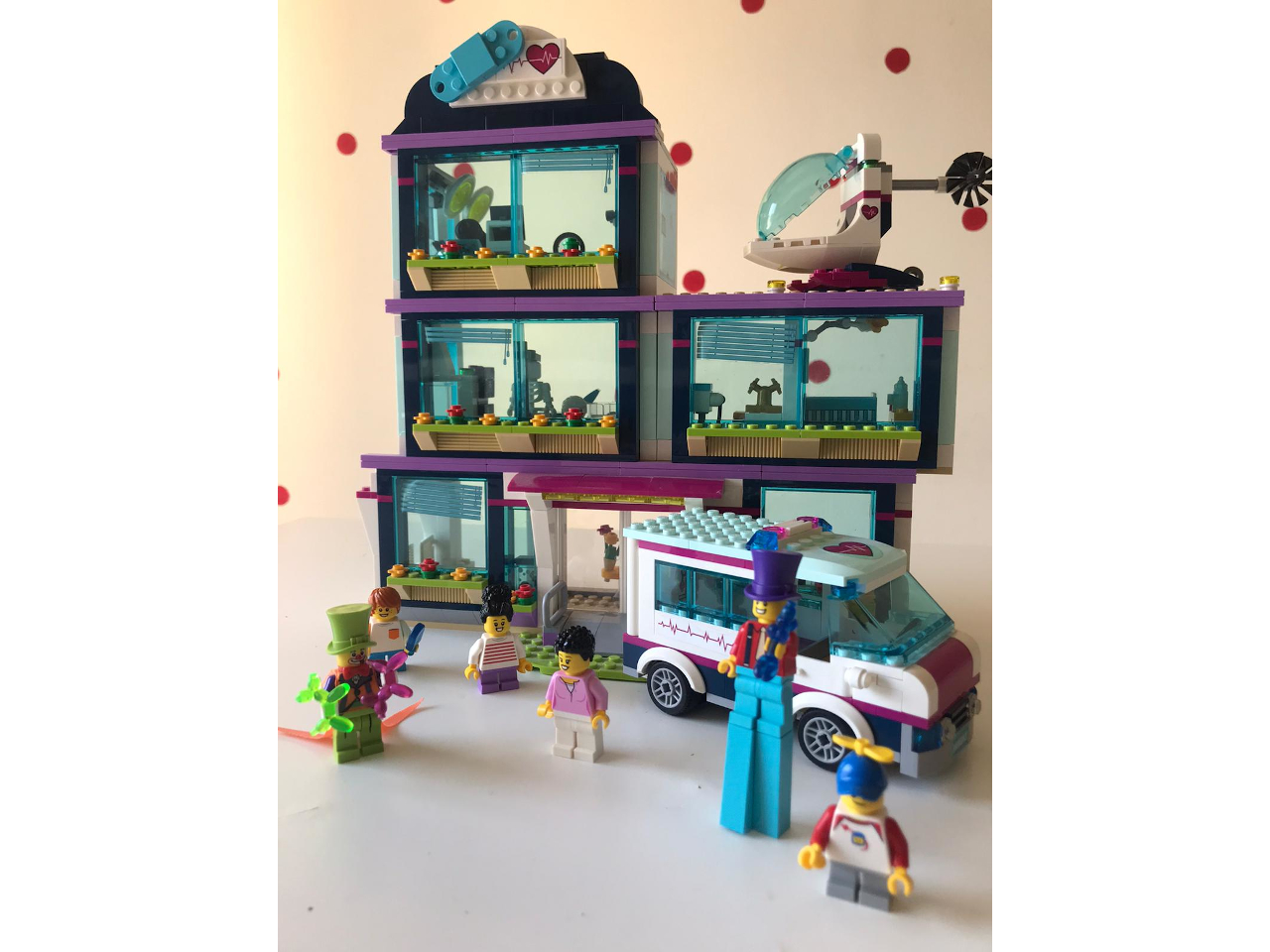 Clauni e Lego