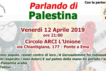 Parlando di Palestina