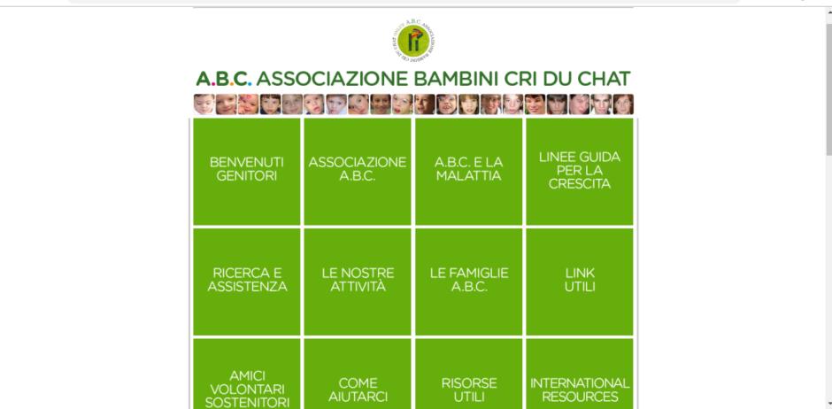Il sito di Associazione A.B.C.