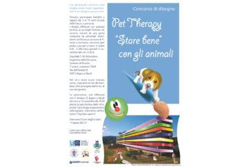 Concorso di disegno per la pet therapy