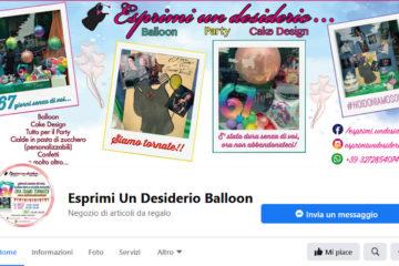 Esprimi Un Desiderio Balloon
