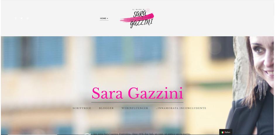 Siti amici - Il blog di Sara Gazzini