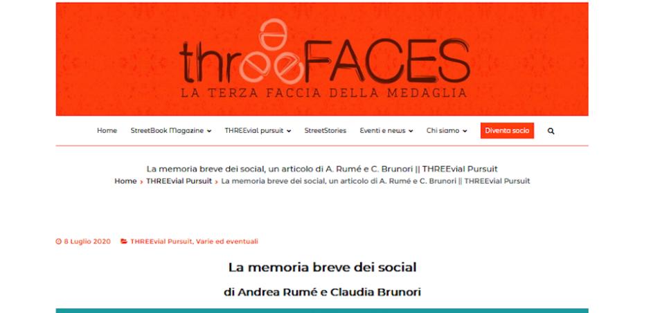 Siti amici - ThreeFACES